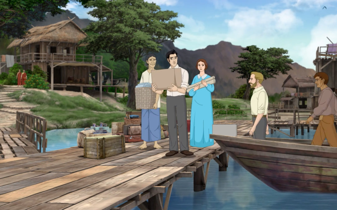 The First American Missionaries